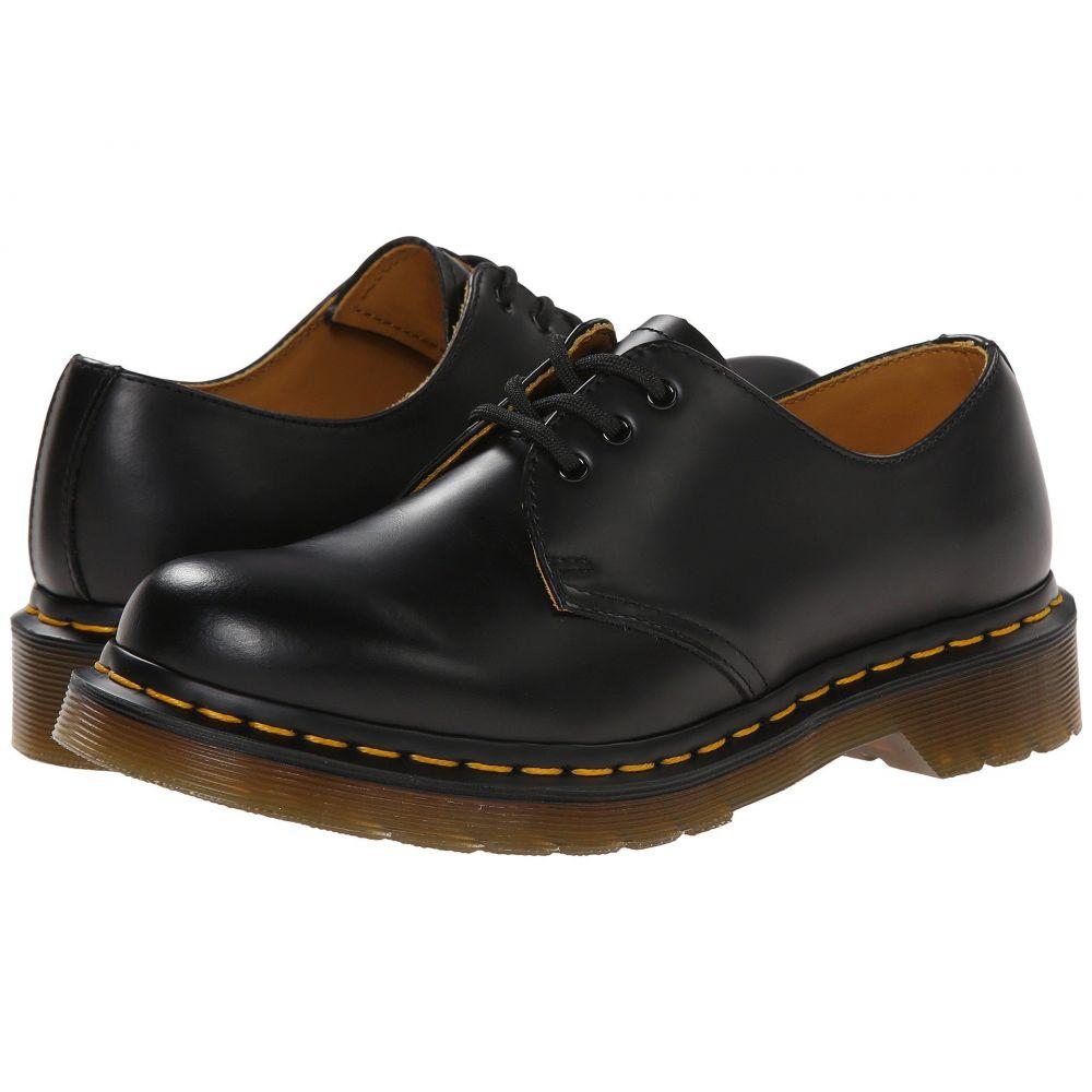 ドクターマーチン Dr. Martens レディース ローファー・オックスフォード シューズ・靴【1461 W】Black Smooth