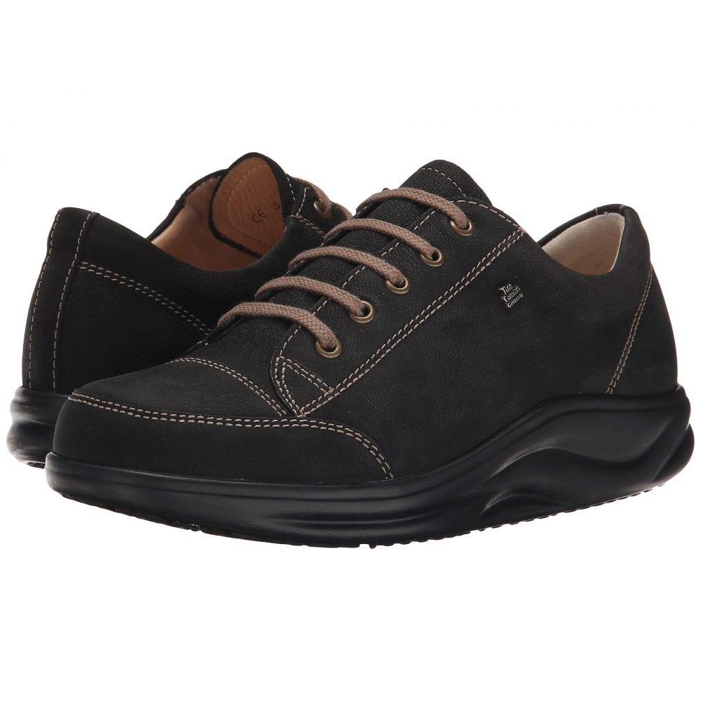 フィンコンフォート Finn Comfort レディース ローファー・オックスフォード シューズ・靴【Ikebukuro - 2911】Black Rodeobuk