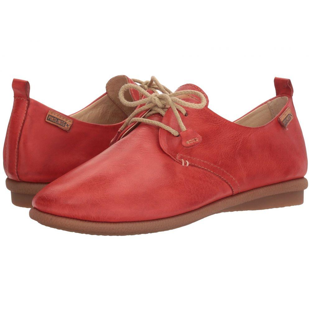 ピコリノス Pikolinos レディース ローファー・オックスフォード シューズ・靴【Calabria W9K-4623】Carmin