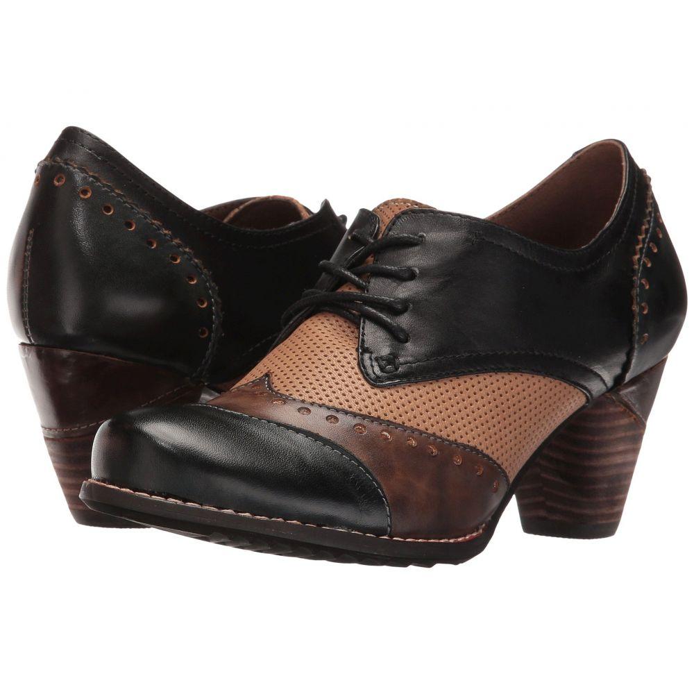 スプリングステップ L'Artiste by Spring Step レディース ローファー・オックスフォード シューズ・靴【Bardot】Navy Multi