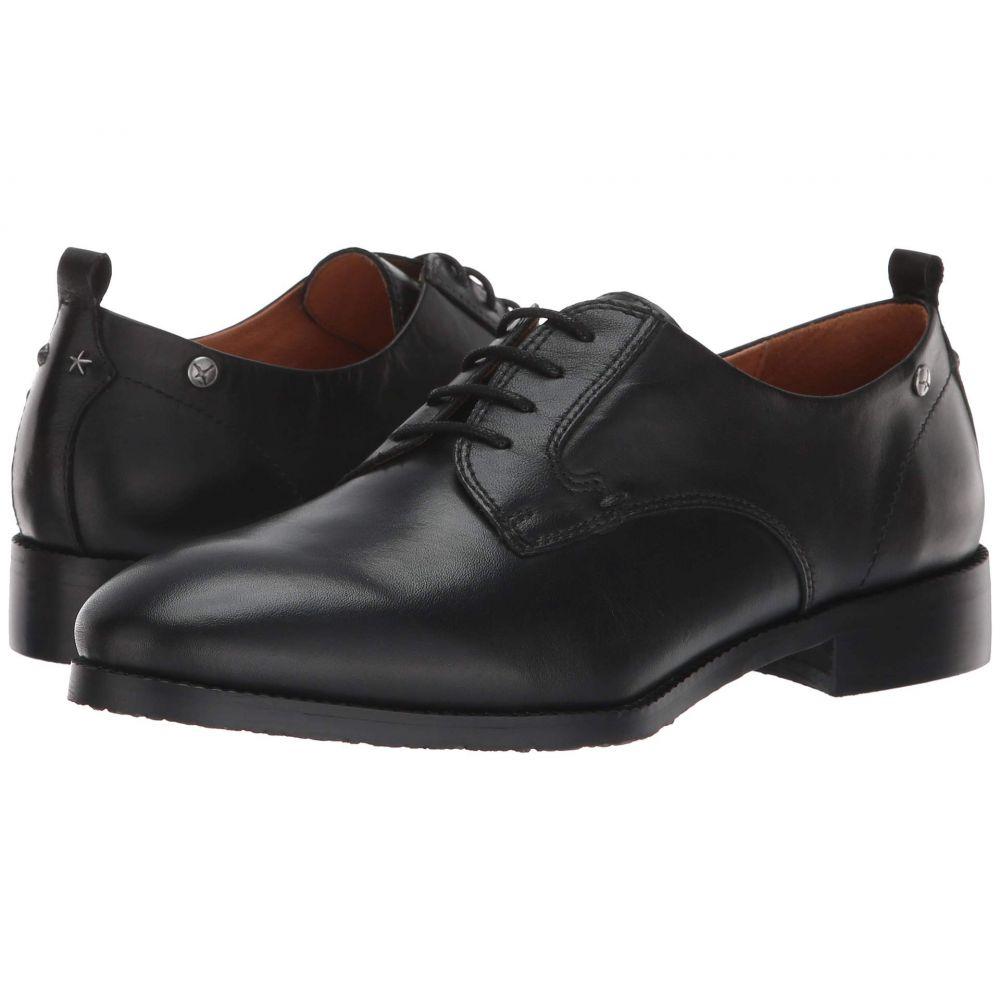 ピコリノス Pikolinos レディース ローファー・オックスフォード シューズ・靴【Royal W4D-4723】Black