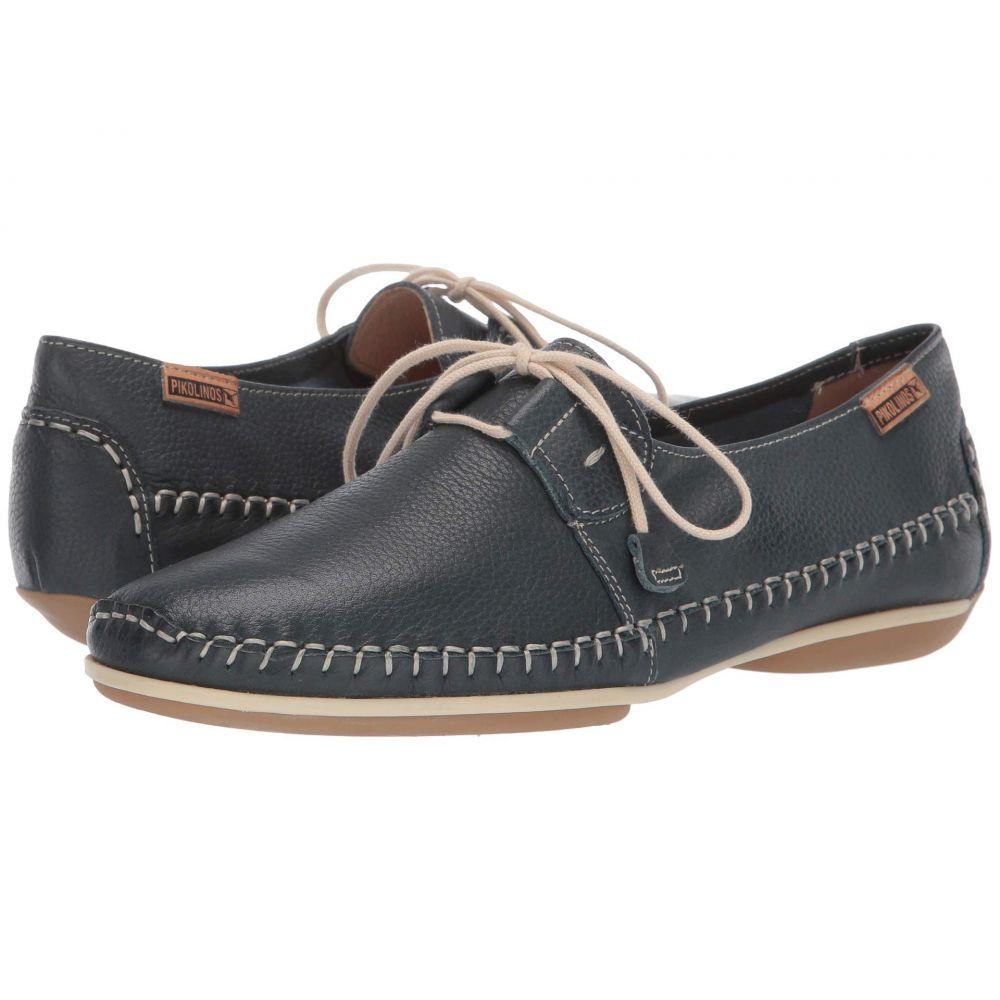 ピコリノス Pikolinos レディース ローファー・オックスフォード シューズ・靴【Roma W1R-4825BG】Ocean