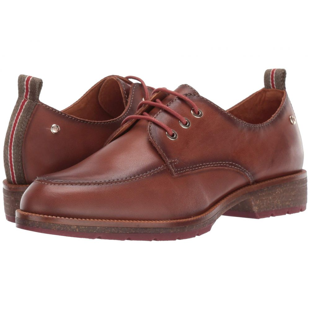 ピコリノス Pikolinos レディース ローファー・オックスフォード シューズ・靴【Caravaca W2U-4892】Cuero