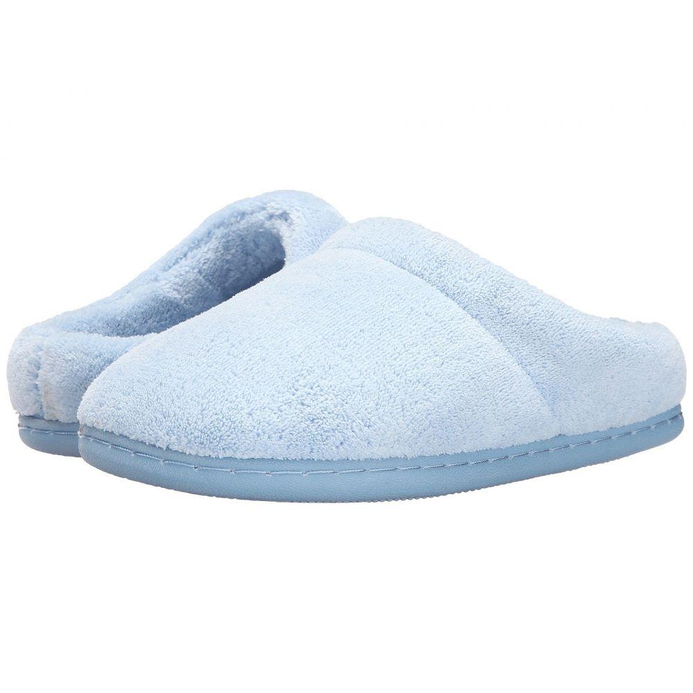 テンピュール ペディック Tempur-Pedic レディース スリッパ シューズ・靴【Windsock】Light Blue