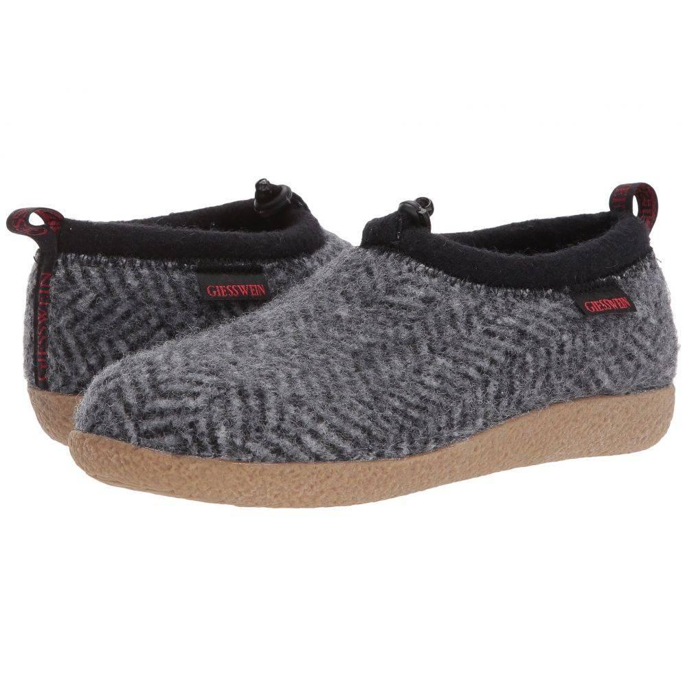 ギースヴァイン Giesswein レディース スリッパ シューズ・靴【Tahoe】Black