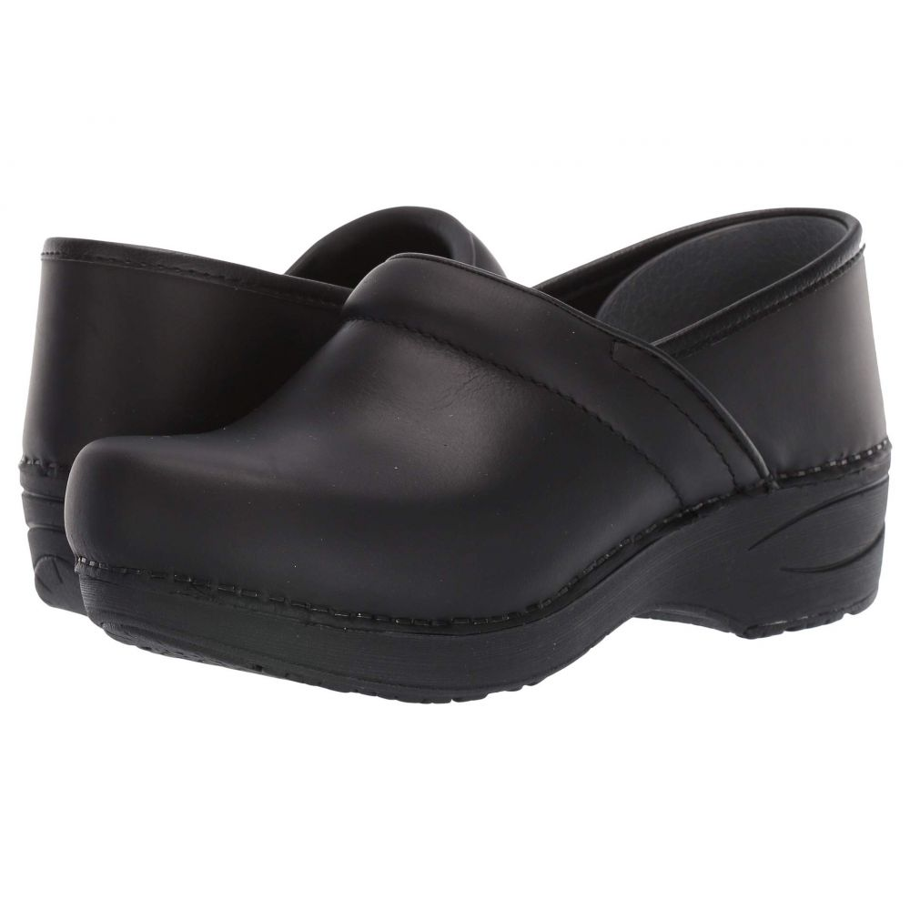 ダンスコ Dansko レディース サンダル・ミュール シューズ・靴【XP 2.0】Black Waterproof Pull Up