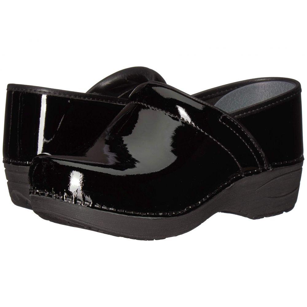 ダンスコ Dansko レディース サンダル・ミュール シューズ・靴【XP 2.0】Black Patent