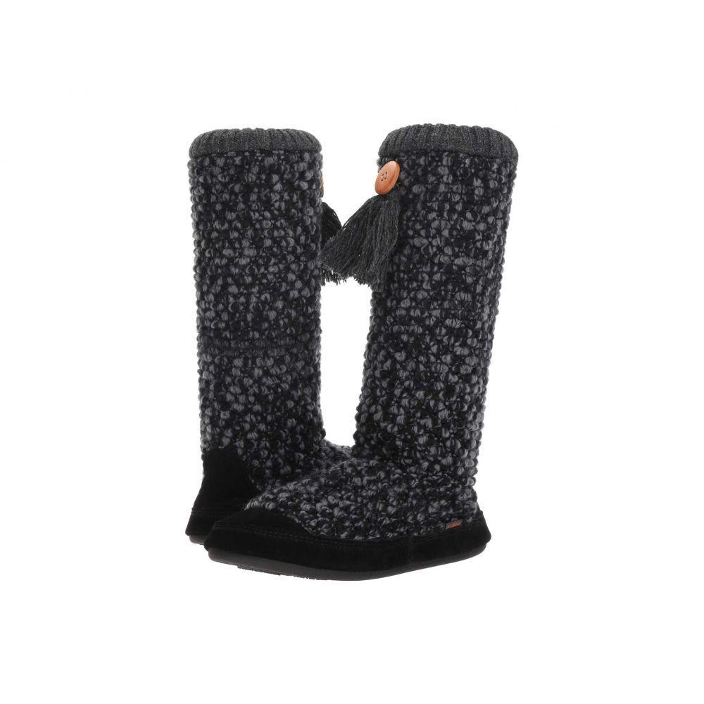 エーコーン Acorn レディース スリッパ シューズ・靴【Jam Tassel Boot】Boysenberry