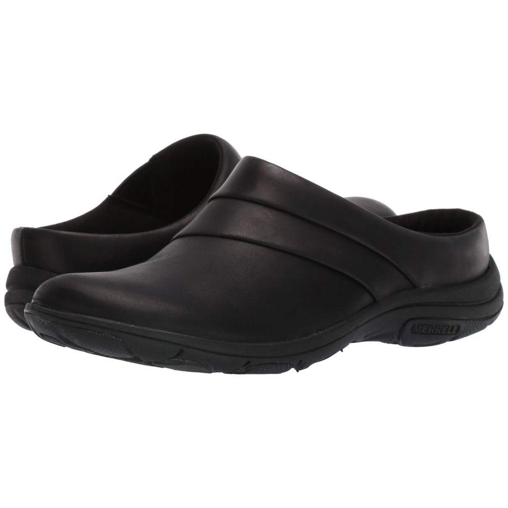 メレル Merrell レディース サンダル・ミュール シューズ・靴【Dassie Stitch Slide】Black