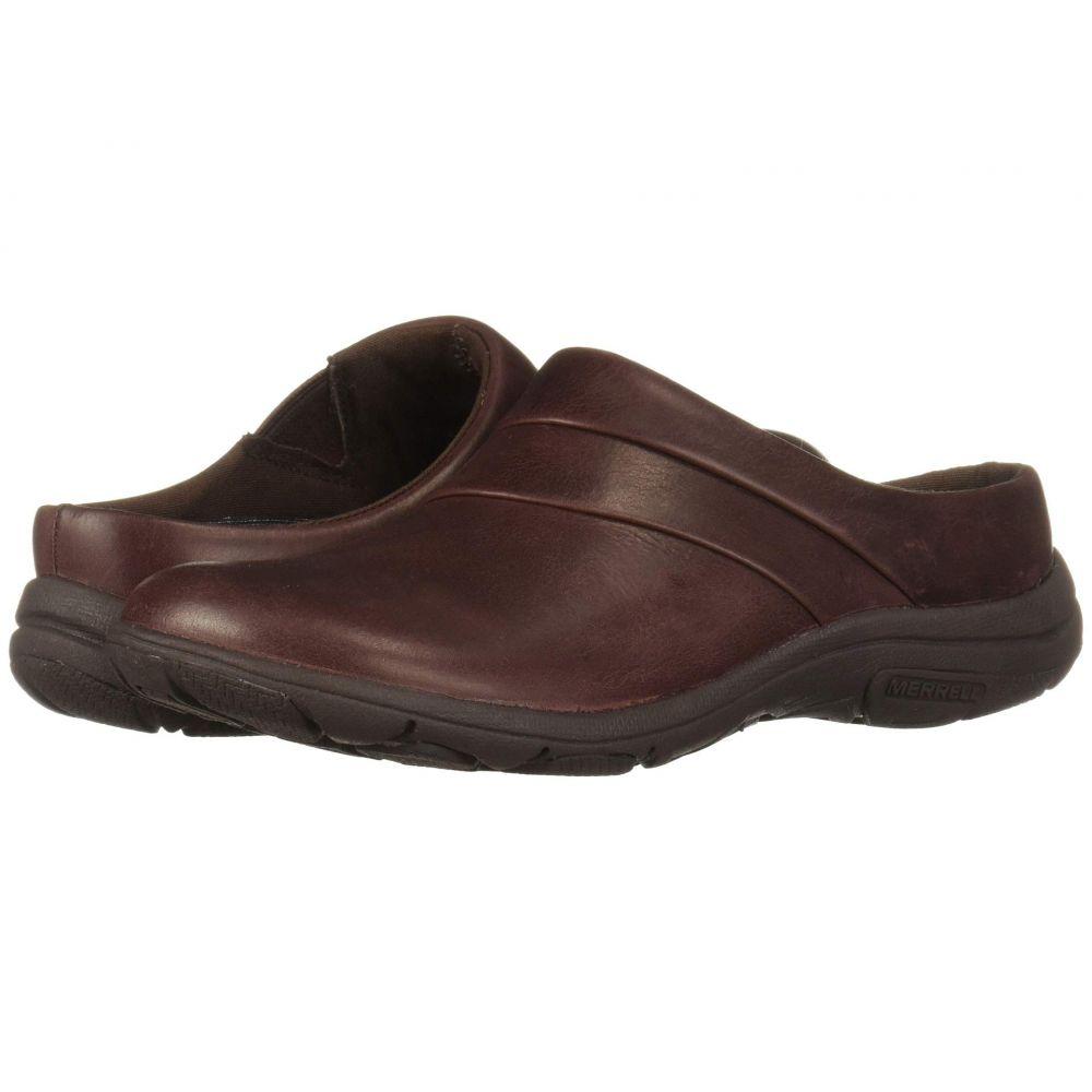 メレル Merrell レディース サンダル・ミュール シューズ・靴【Dassie Stitch Slide】Raisin