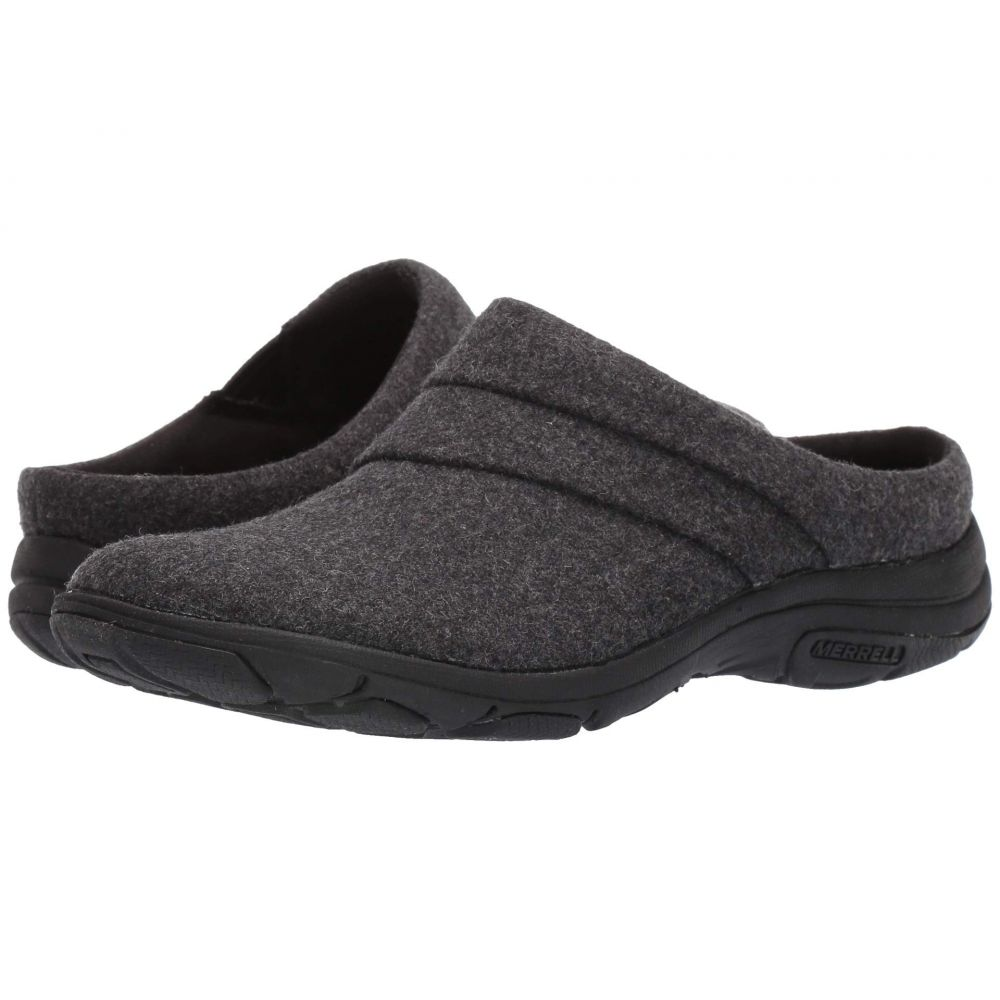 メレル Merrell レディース サンダル・ミュール シューズ・靴【Dassie Stitch Slide Wool】Black
