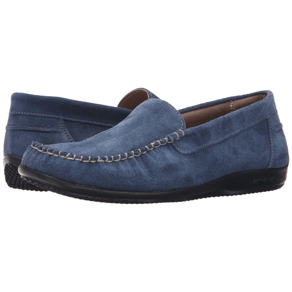 アルコペディコ Arcopedico レディース ローファー・オックスフォード シューズ・靴【Alice】Navy Suede