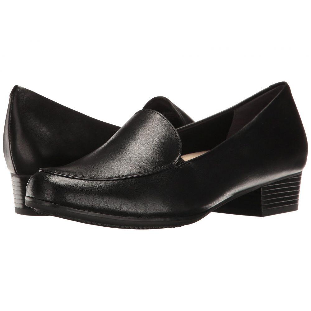 トロッターズ Trotters レディース ローファー・オックスフォード シューズ・靴【Monarch】Black