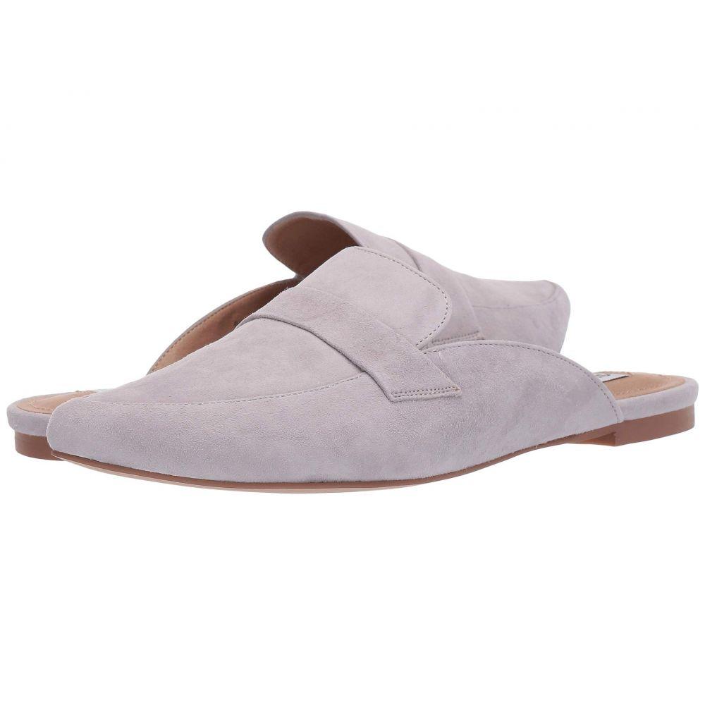 スティーブ マデン Steve Madden レディース サンダル・ミュール シューズ・靴【Flavor Flat Mule】Grey Suede