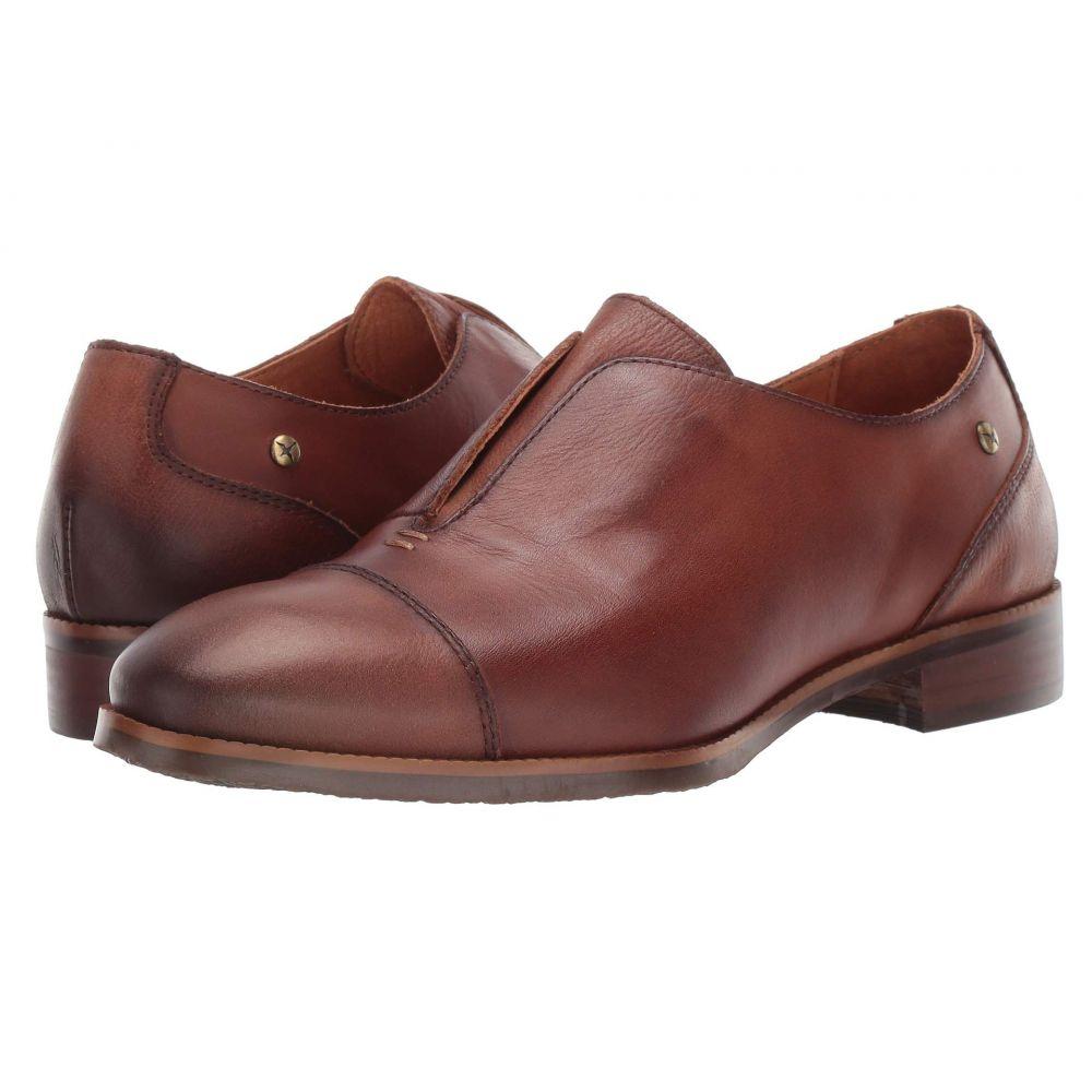 ピコリノス Pikolinos レディース ローファー・オックスフォード シューズ・靴【Royal W4D-4796VG】Cuero