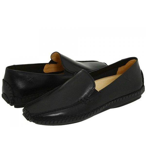 ピコリノス Pikolinos レディース ローファー・オックスフォード シューズ・靴【Jerez 578-8242】Black Polished Leather