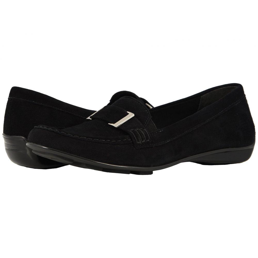ウォーキング クレードル Walking Cradles レディース ローファー・オックスフォード シューズ・靴【March】Black Suede