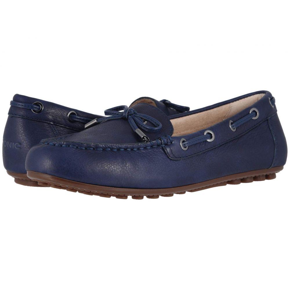 バイオニック VIONIC レディース ローファー・オックスフォード シューズ・靴【Virginia Leather】Twilight