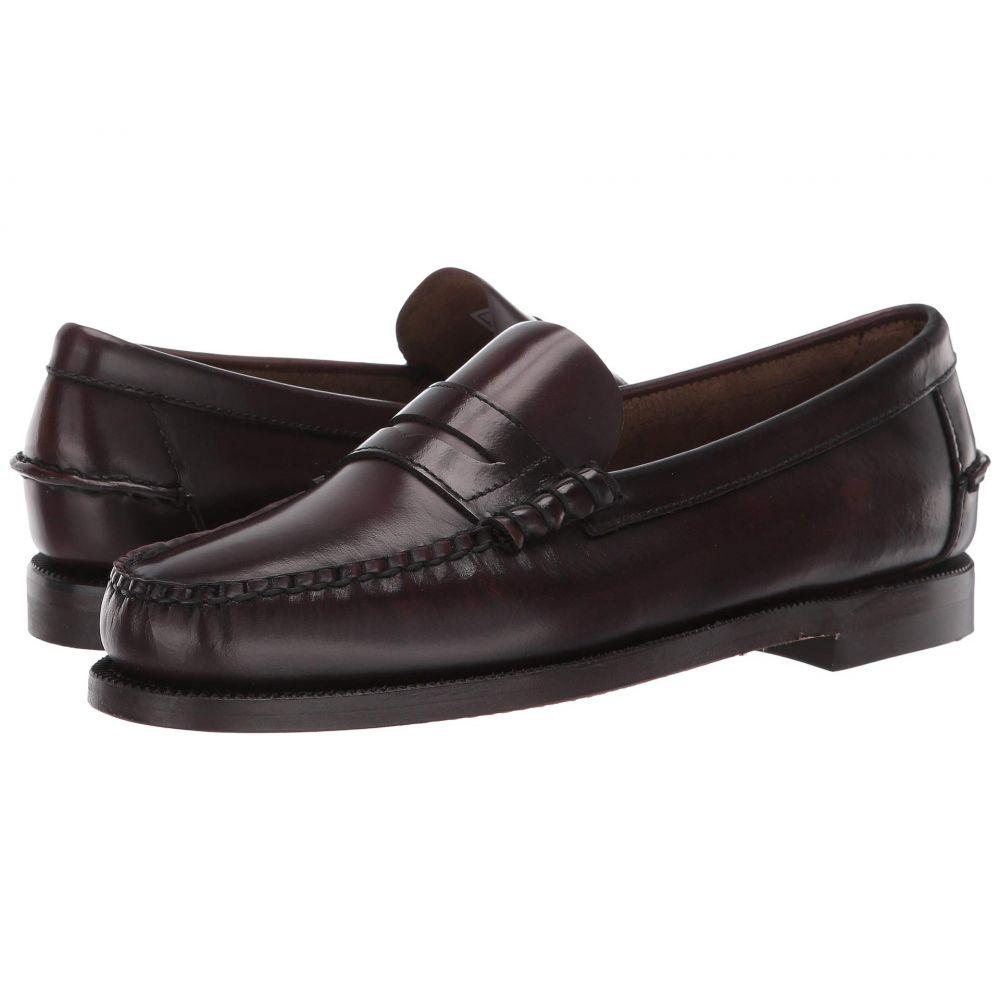 セバゴ Sebago レディース ローファー・オックスフォード シューズ・靴【Classic Dan】Brown/Burgundy