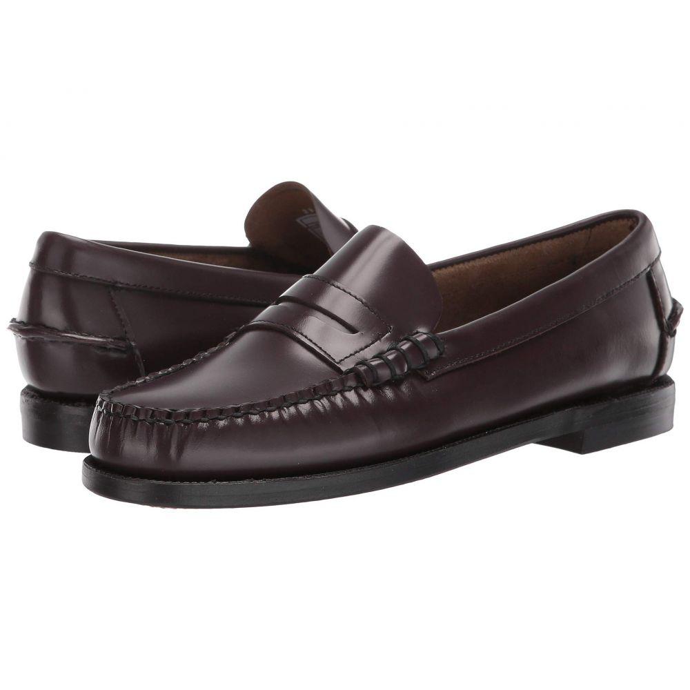 セバゴ Sebago レディース ローファー・オックスフォード シューズ・靴【Classic Dan】Dark Brown