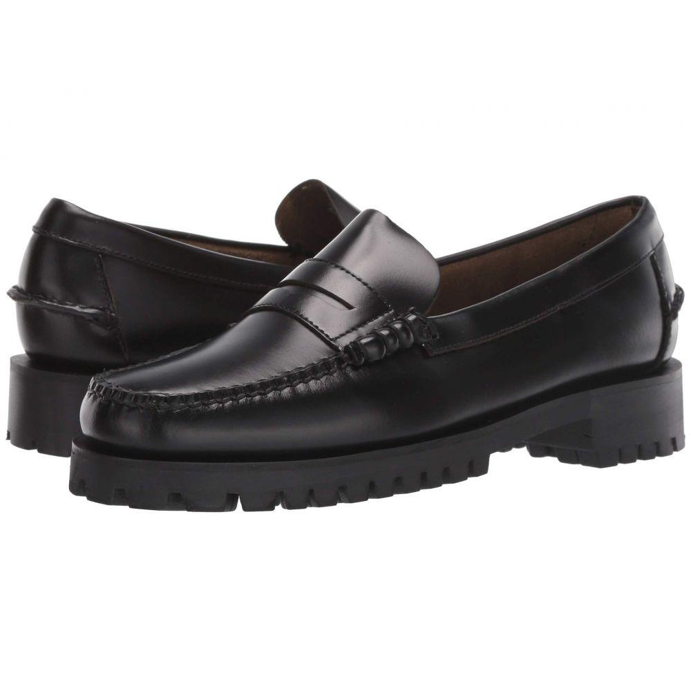 セバゴ Sebago レディース ローファー・オックスフォード シューズ・靴【Dan Lug】Black