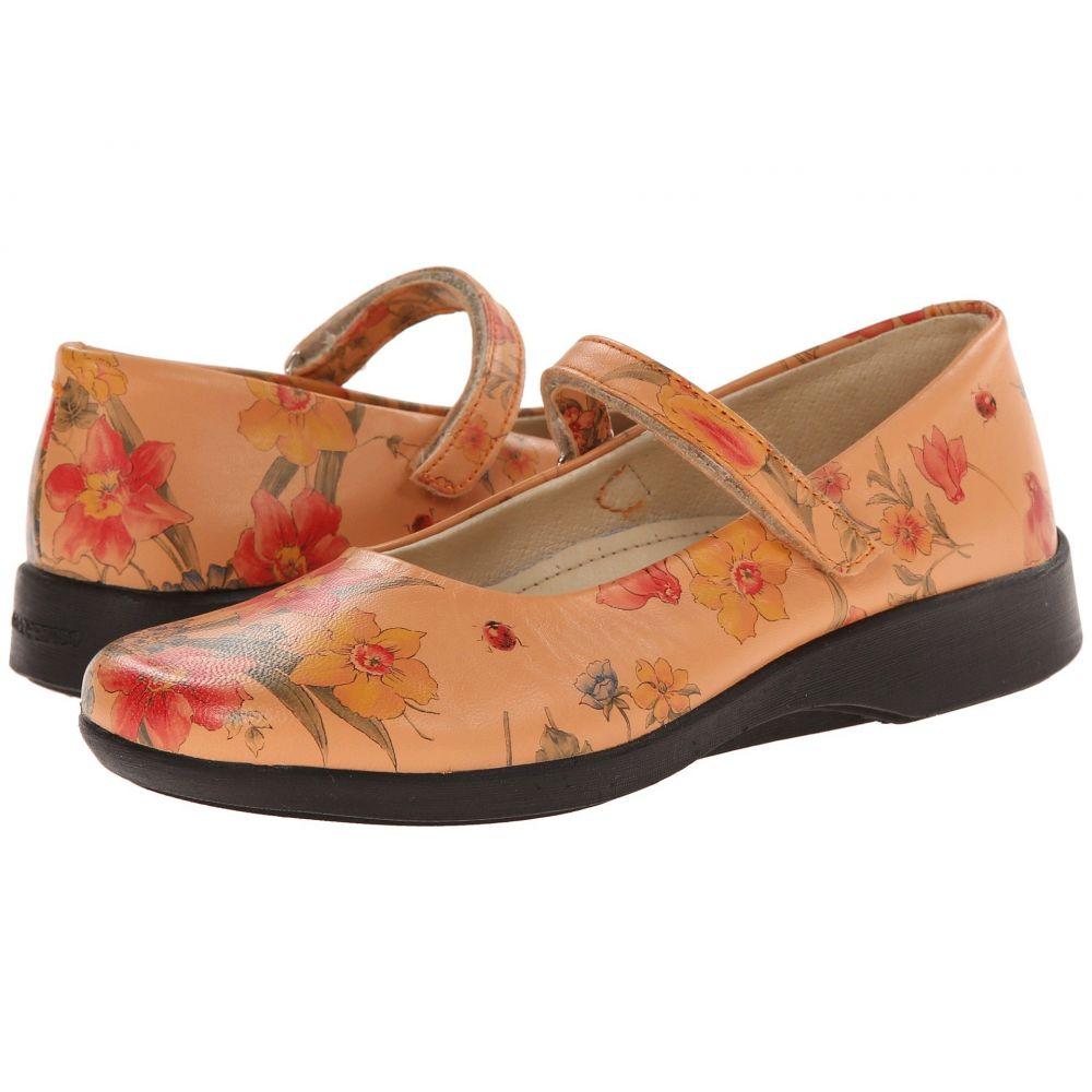 アルコペディコ Arcopedico レディース スリッポン・フラット シューズ・靴【Scala】Flower