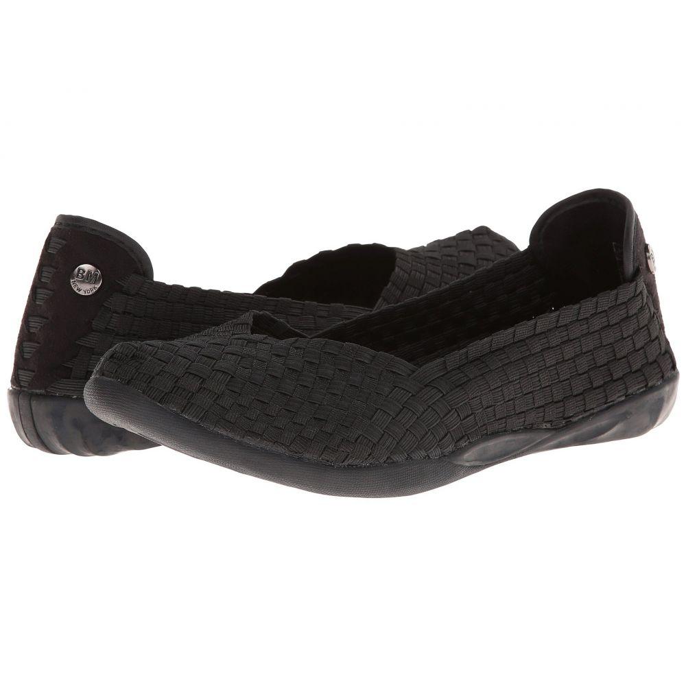 ベルニー メイヴ bernie mev. レディース スリッポン・フラット シューズ・靴【Catwalk】Black