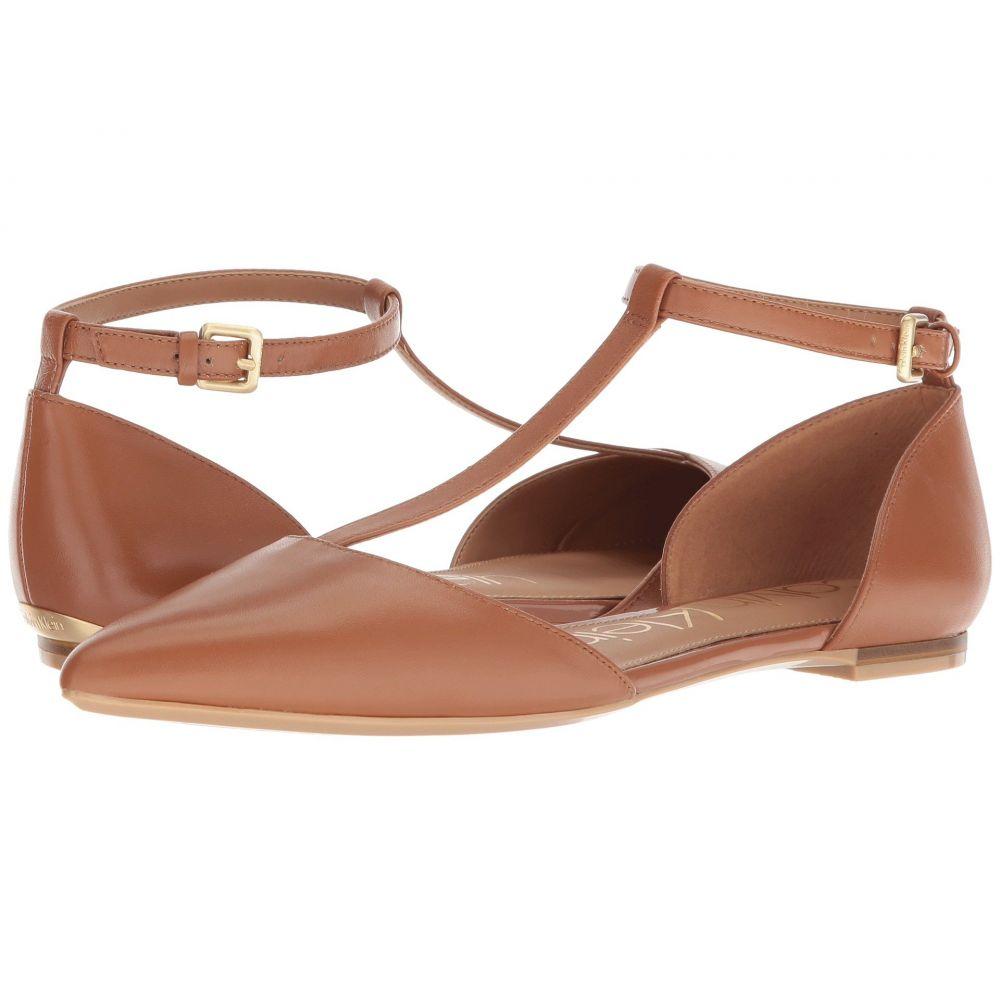 カルバンクライン Calvin Klein レディース スリッポン・フラット シューズ・靴【Ghita Flat】Cognac