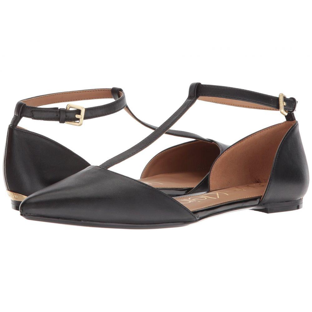 カルバンクライン Calvin Klein レディース スリッポン・フラット シューズ・靴【Ghita Flat】Black