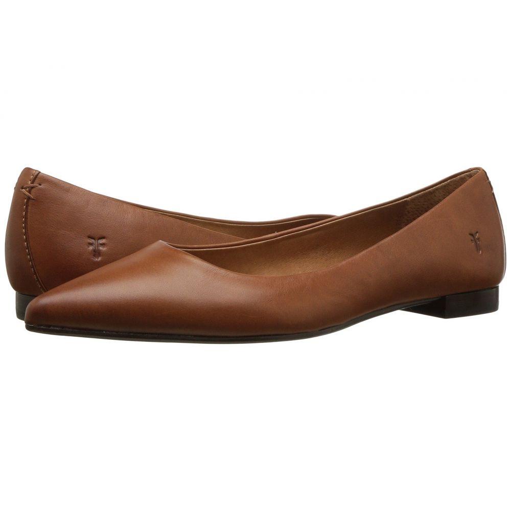 フライ Frye レディース スリッポン・フラット シューズ・靴【Sienna Ballet】Saddle Polished Soft Full Grain
