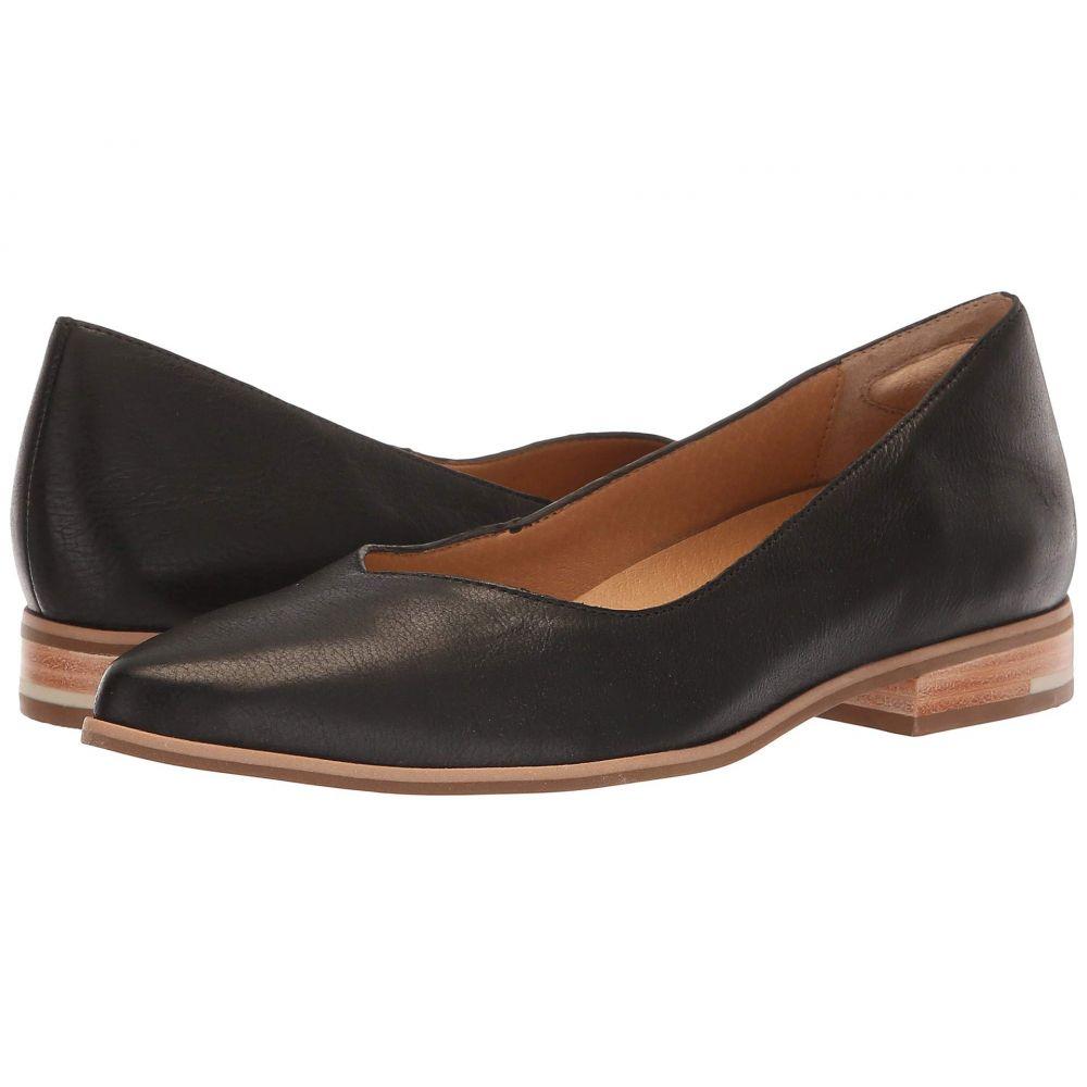 ドクター ショール Dr. Scholl's レディース スリッポン・フラット シューズ・靴【Flair - Original Collection】Black Leather