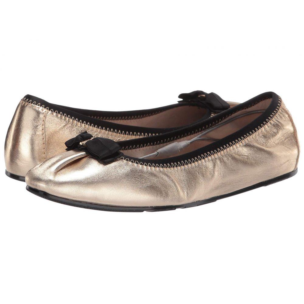 サルヴァトーレ フェラガモ Salvatore Ferragamo レディース スリッポン・フラット バレエシューズ シューズ・靴【Joy Ballet Flat】Mekong Nappa Silk