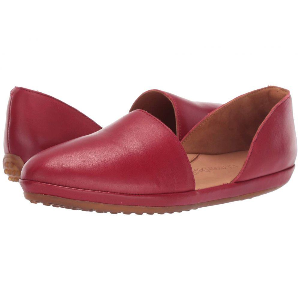 ラモールドピード L'Amour Des Pieds レディース スリッポン・フラット シューズ・靴【Yemina】Claret