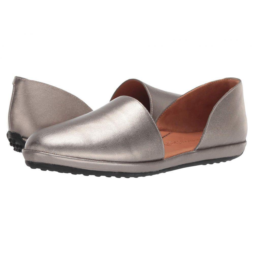 ラモールドピード L'Amour Des Pieds レディース スリッポン・フラット シューズ・靴【Yemina】Pewter Metallic