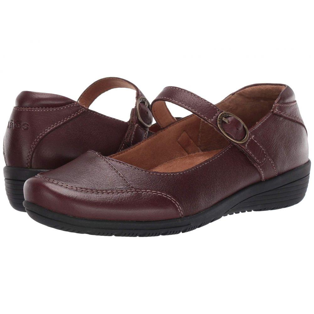 タオス Taos Footwear レディース スリッポン・フラット シューズ・靴【Uncommon】Cognac