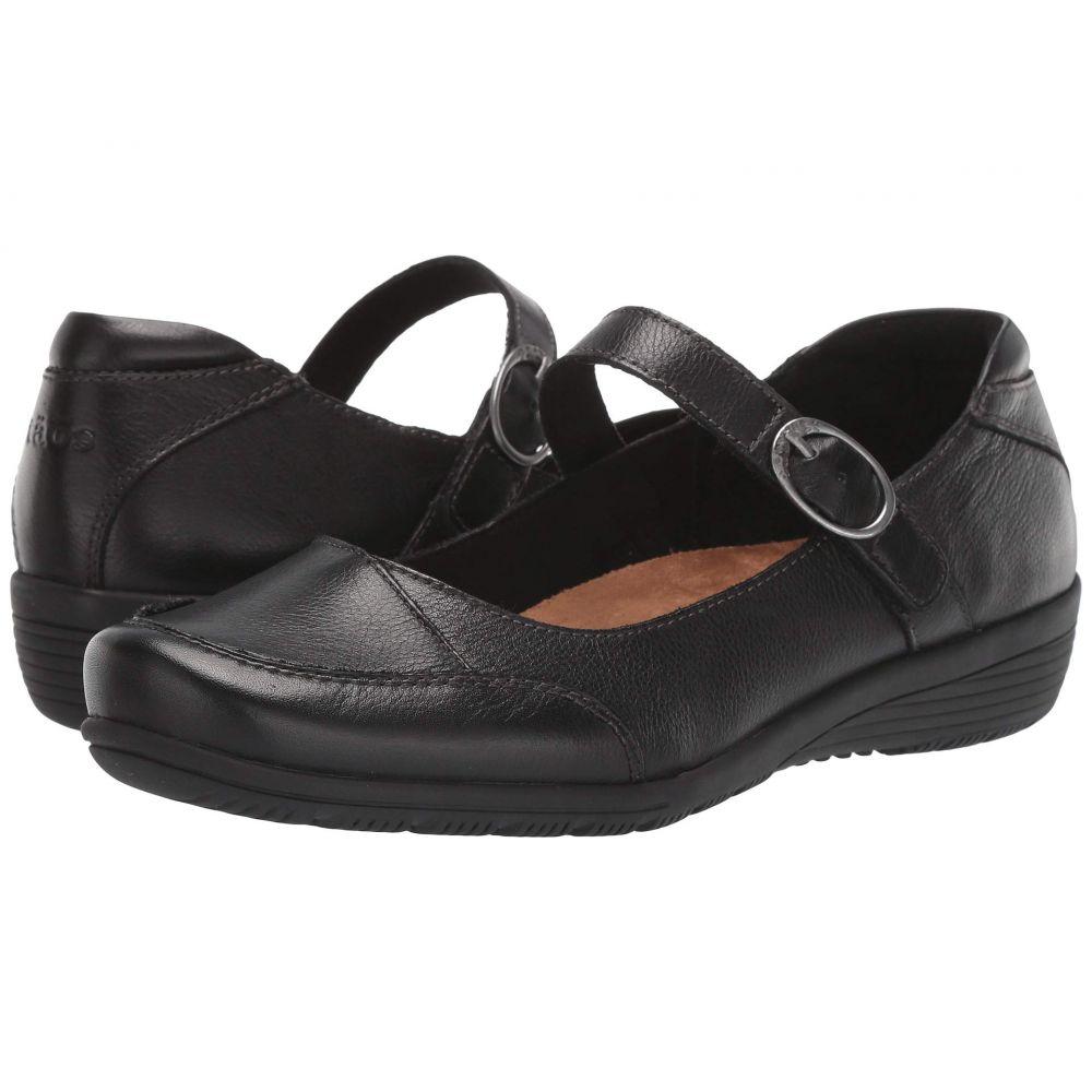 タオス Taos Footwear レディース スリッポン・フラット シューズ・靴【Uncommon】Black