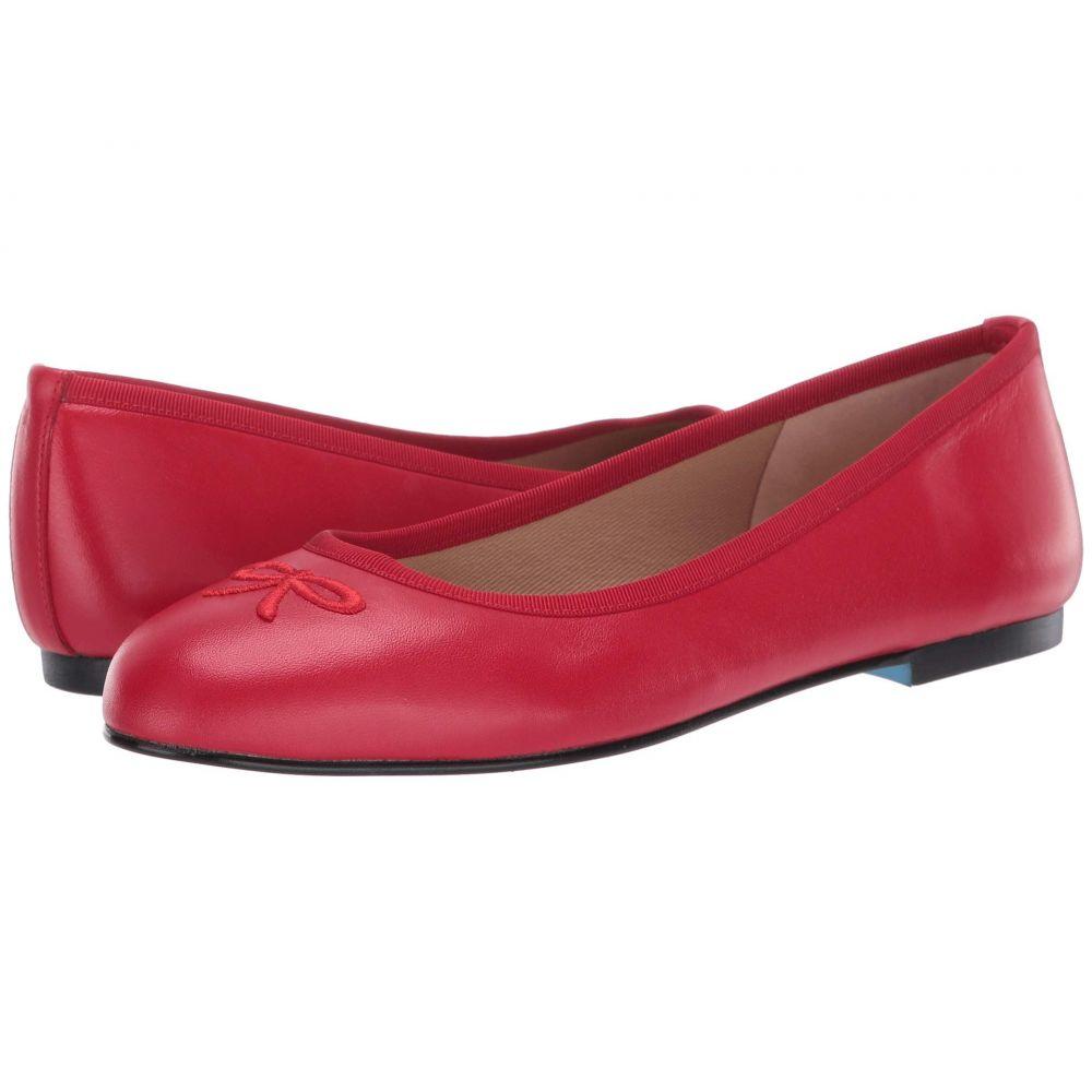 フレンチソール French Sole レディース スリッポン・フラット シューズ・靴【Nicky Hilton - Kathy】Red