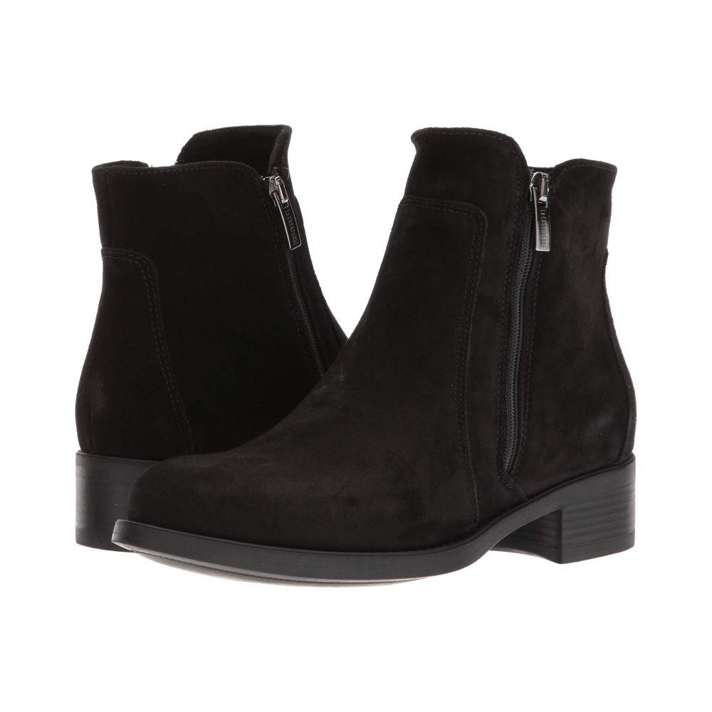 ラ カナディアン La Canadienne レディース ブーツ シューズ・靴【Saria】Black Suede