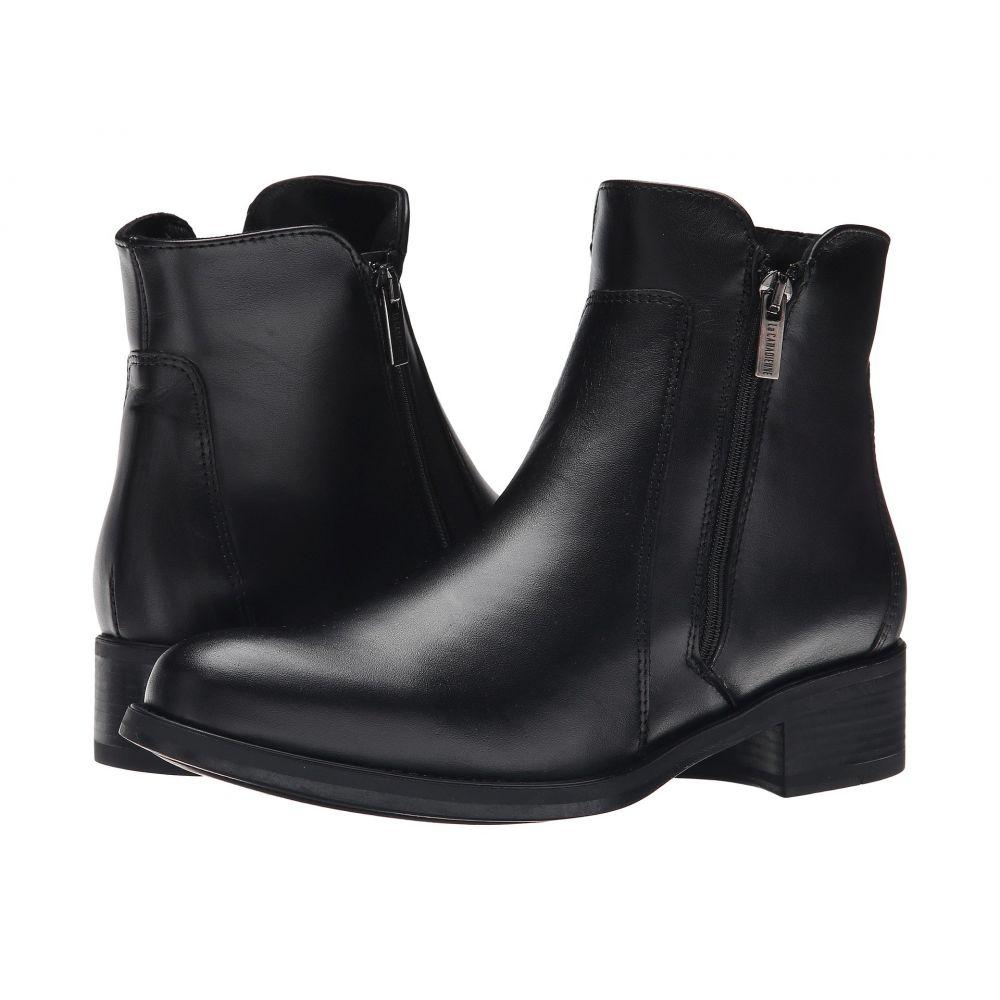 ラ カナディアン La Canadienne レディース ブーツ シューズ・靴【Saria】Black Leather