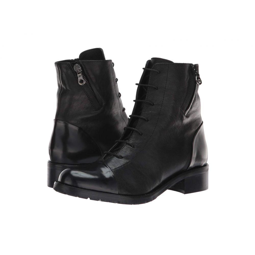 ラ カナディアン La Canadienne レディース ブーツ シューズ・靴【Manning】Black Leather