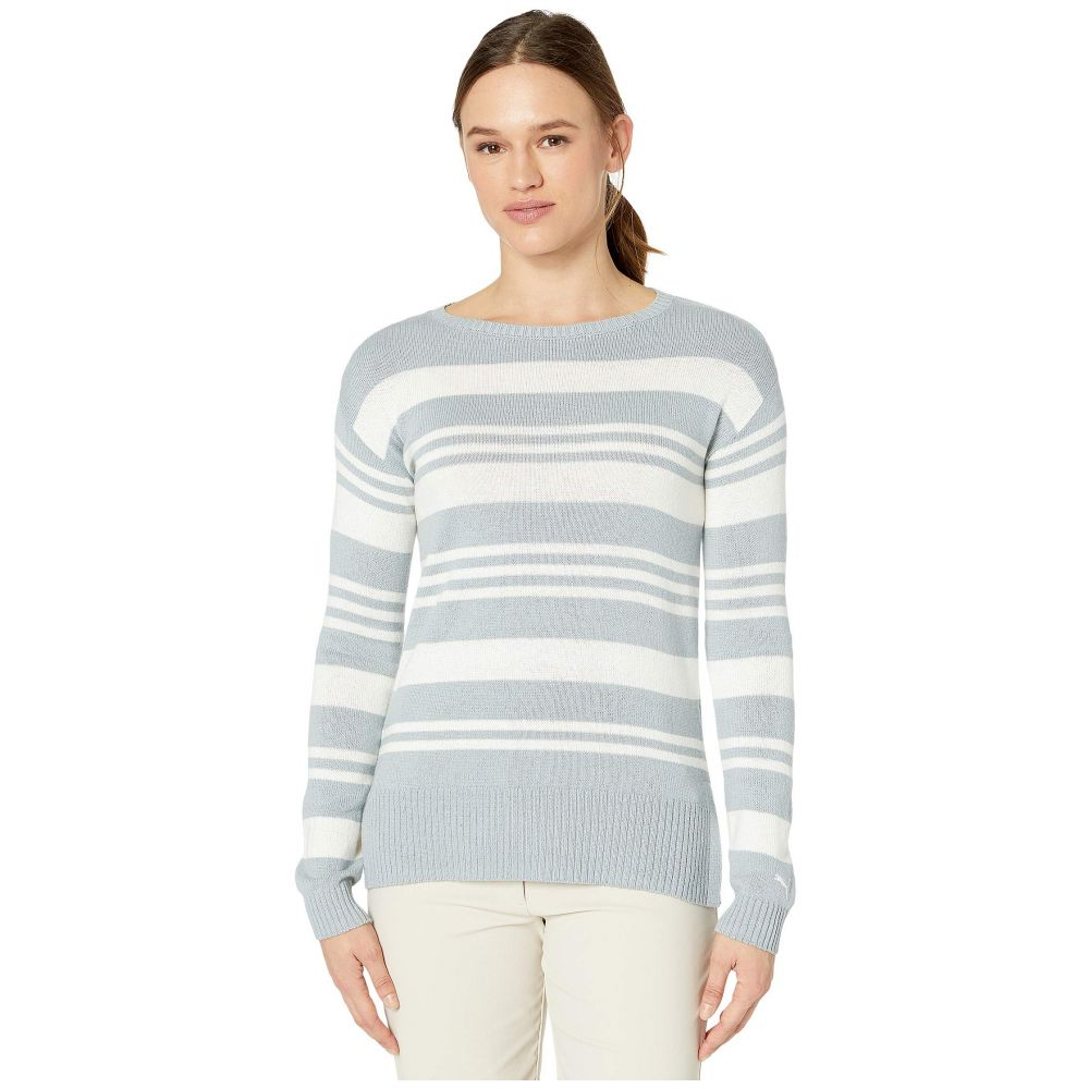 プーマ PUMA Golf レディース ニット・セーター トップス【Sweater】Bright White