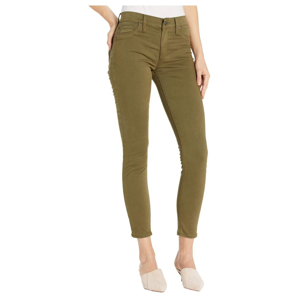 New Blue republic stretch beige khaki color basic uniform skinny pants-5-15