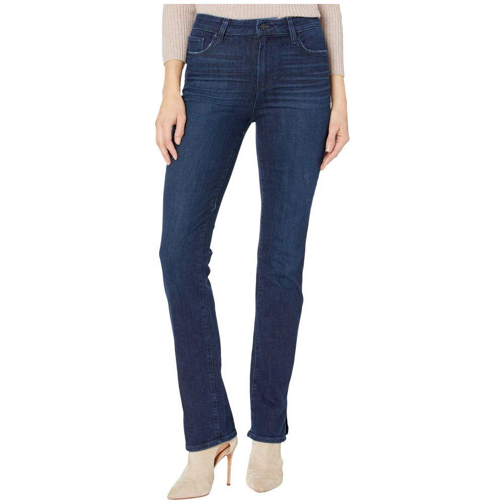 ペイジ Paige レディース ジーンズ・デニム ボトムス・パンツ【Hoxton Straight Jeans w/ Outseam Slit in Jorah】Jorah
