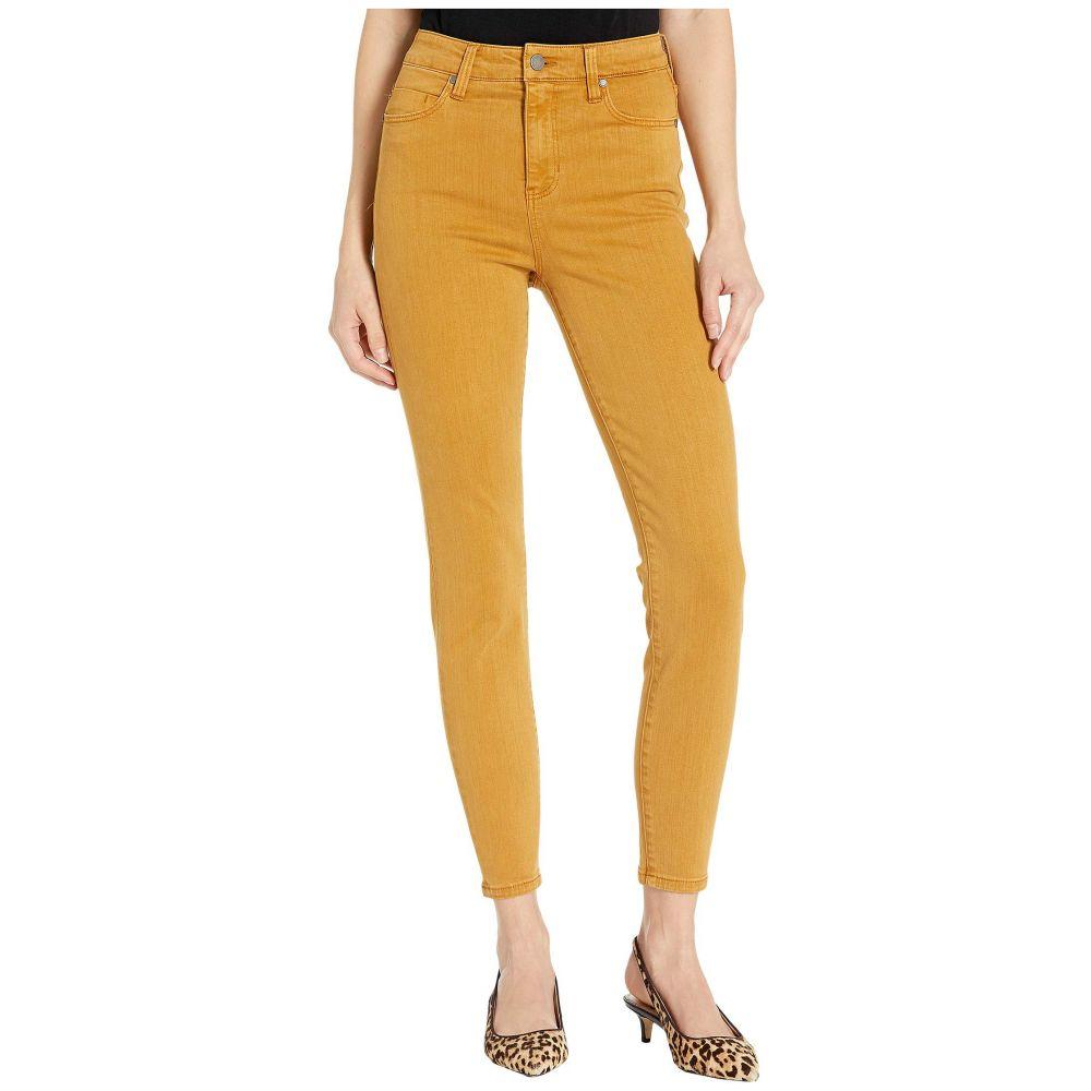 リバプール Liverpool レディース ジーンズ・デニム ボトムス・パンツ【Abby Hi-Rise Ankle Skinny in Slub Stretch Twill Jeans in Honey】Honey