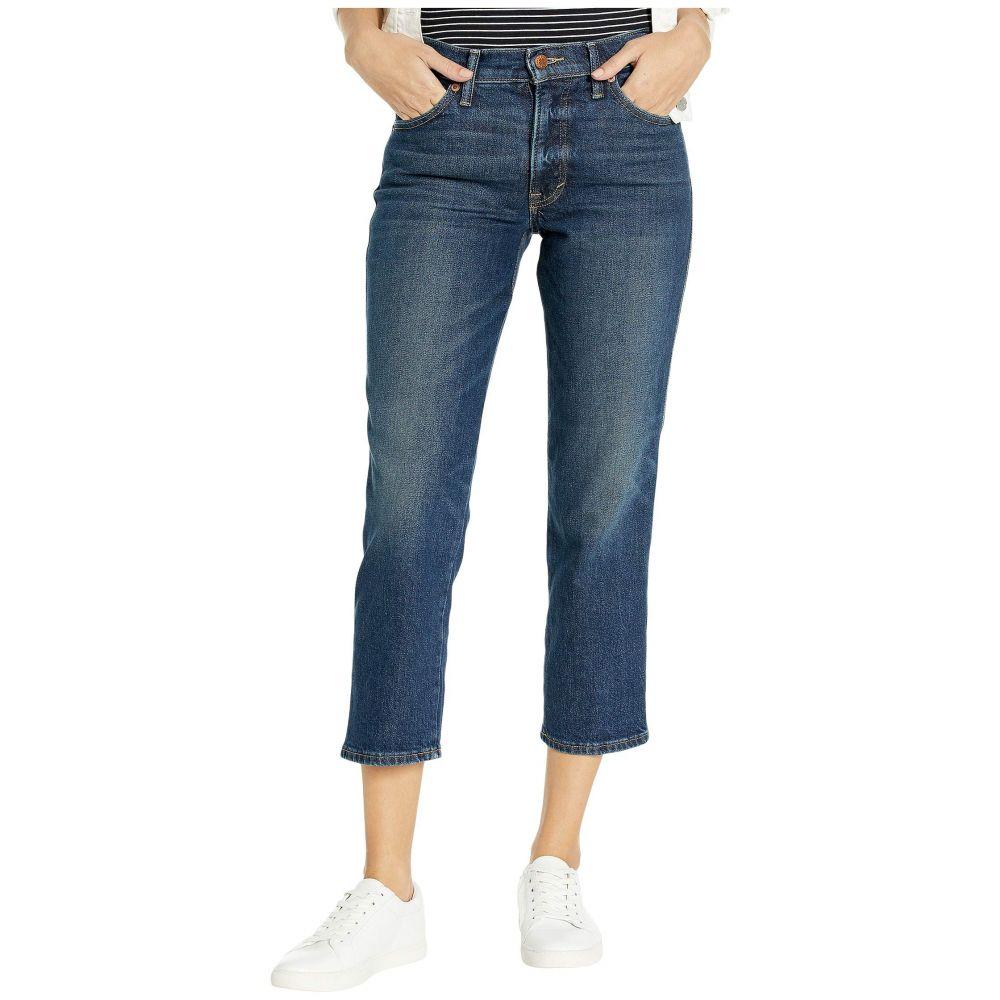 ラッキーブランド Lucky Brand レディース ジーンズ・デニム ボトムス・パンツ【Mid-Rise Authentic Straight Crop Jeans in Bellafonte】Bellafonte