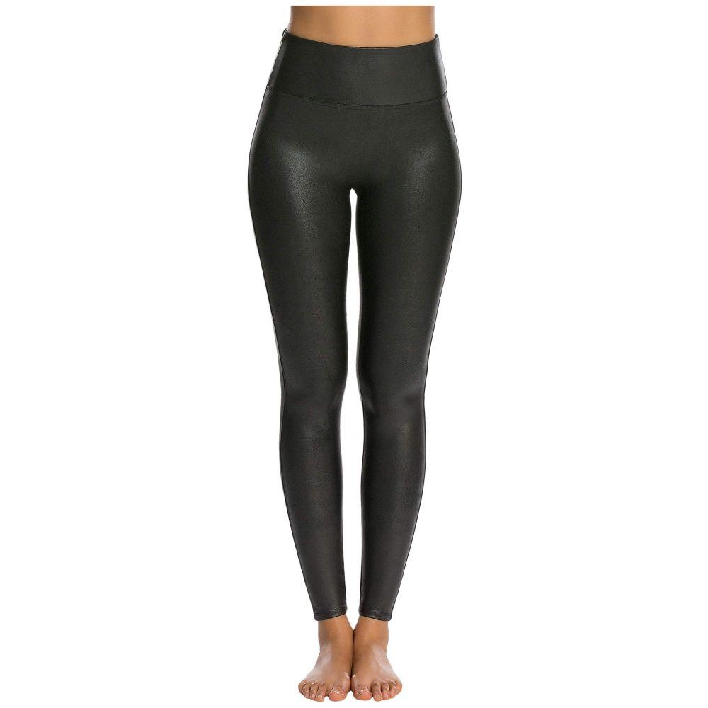 スパンクス Spanx レディース ボトムス・パンツ レザーレギンス【Faux Leather Leggings】Black
