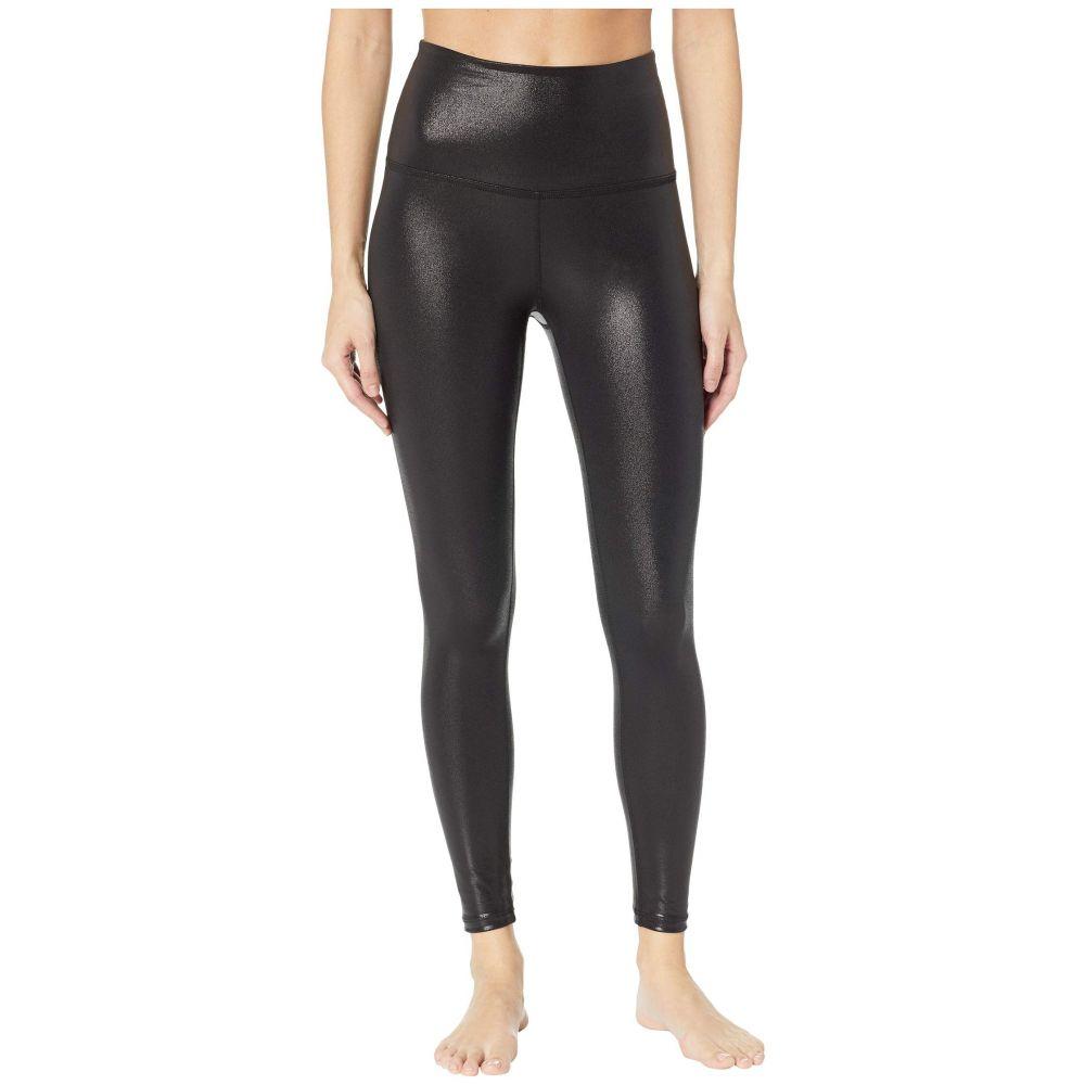 ビヨンドヨガ Beyond Yoga レディース スパッツ・レギンス インナー・下着【Pearlized High-Waisted Midi Leggings】Black