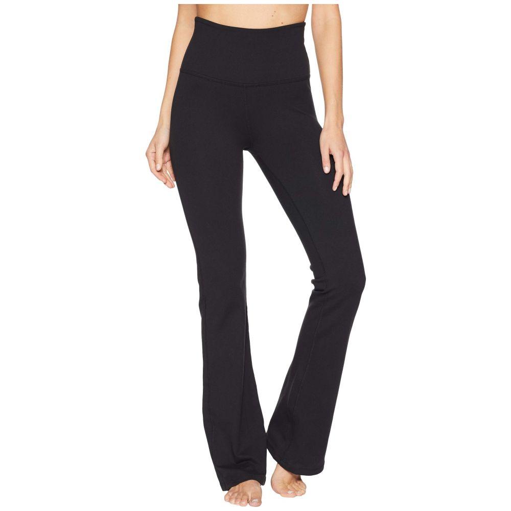 ビヨンドヨガ Beyond Yoga レディース ボトムス・パンツ 【High-Waisted Practice Pants】Jet Black