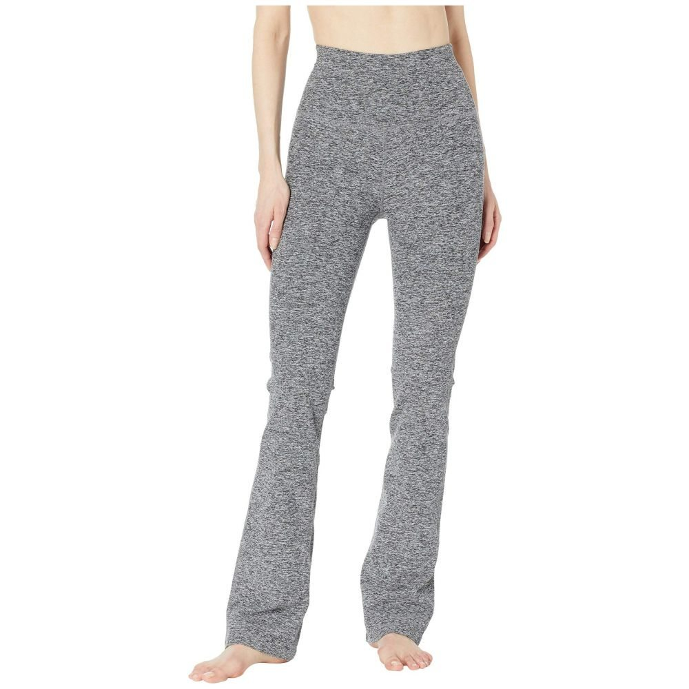 ビヨンドヨガ Beyond Yoga レディース ボトムス・パンツ 【High-Waisted Practice Pants】Black/White Spacedye