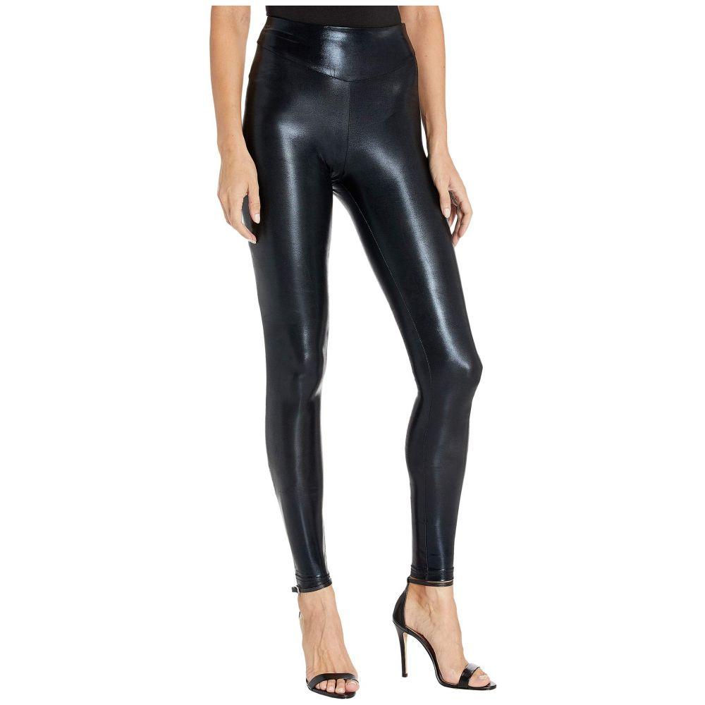 お気に入りの フエ HUE レディース スパッツ・レギンス インナー・下着【Body Gloss Leggings】Black, 【特別セール品】 46066aac